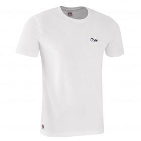 "T-Shirt Blanc ""Gone"""