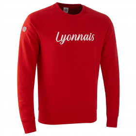 "Sweat ""Lyonnais"" Red"