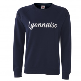 "Sweat ""Lyonnaise"" Bleu"