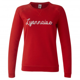 "Sweat ""Lyonnaise."" Rouge Old"