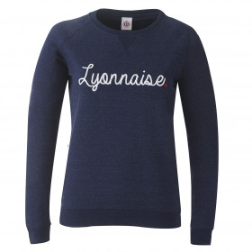 Sweat Lyonnaise Navy...